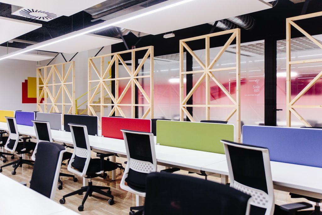 Sala de trabajo