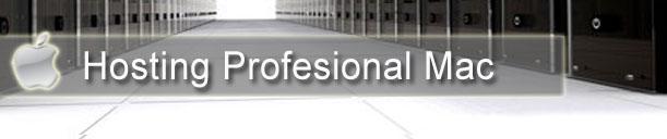 Hosting Profesional Mac