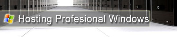 hosting profesional windows Hosting Profesional Windows