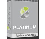 plan platino redes Gestión de redes sociales