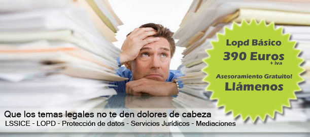 servicios juridicos Legal Internet