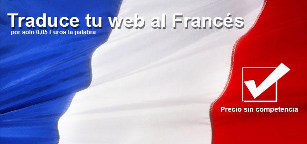 traduccion web frances Traducción Web Francés