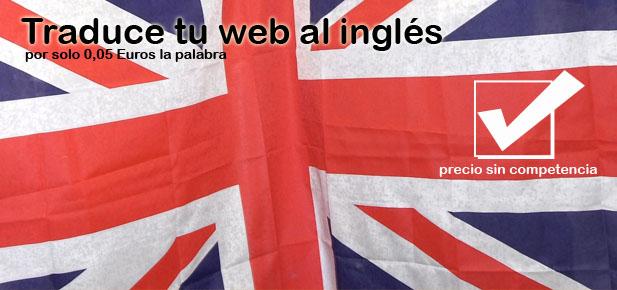 traduccion web ingles Traducción Web Inglés