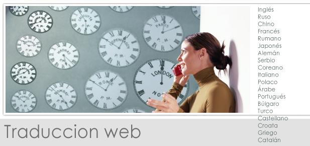 Traduccion Web