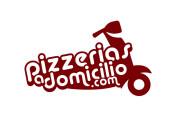 Logo pizzerias a domicilio