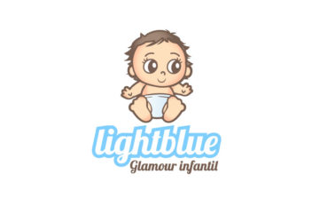 Logo Light Blue