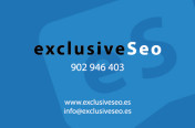 Tarjeta exclusiveSeo
