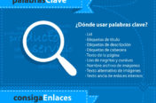 Infografía 5 claves SEO