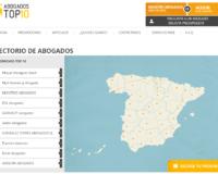 abogados top10 200x160 c Diseño y desarrollo web en A Coruña