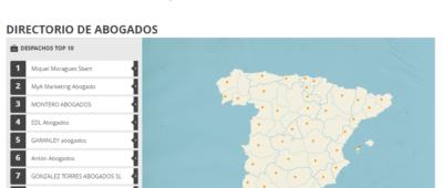abogados top10 400x170 c Franquicia diseño web