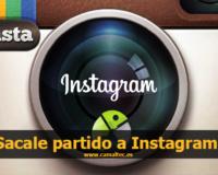 Sácale partido a Instagram