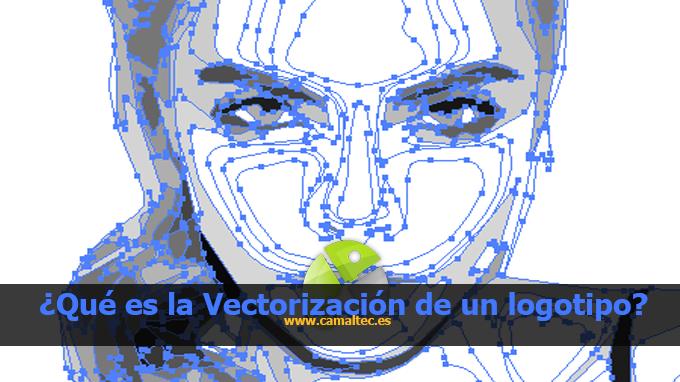 Que es la Vectorizacion de un logotipo Vectorización de logotipos