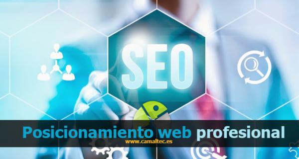 Posicionamiento web profesional