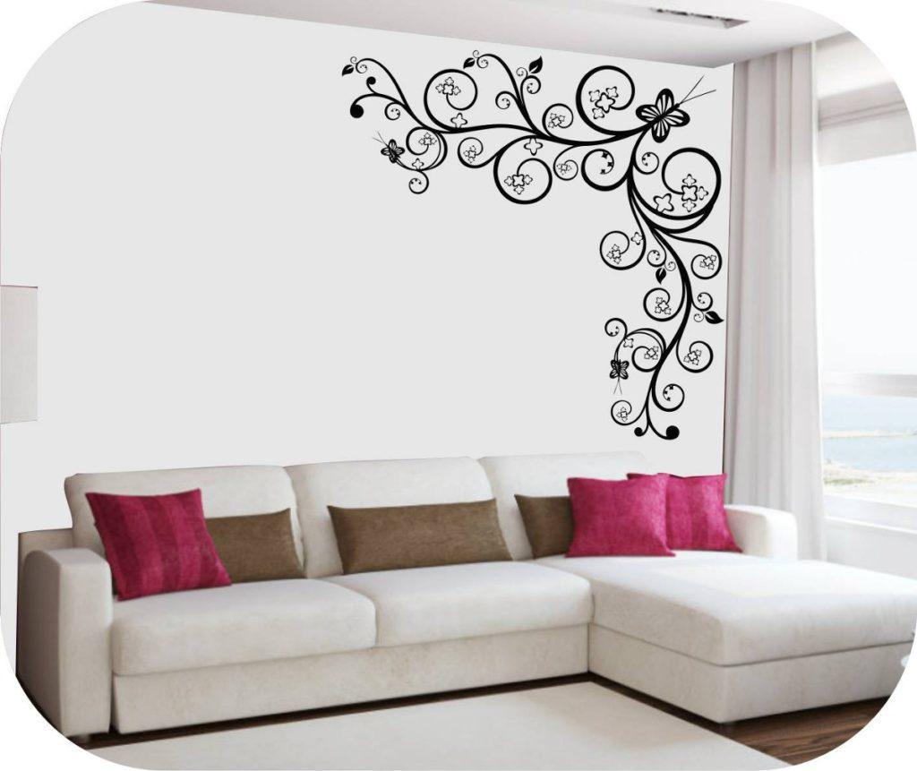 Dise o de vinilos personalizados para pared 5 dise o web - Perchas de pared de diseno ...
