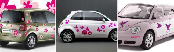 Diseño de vinilos para vehículos