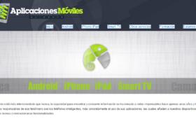 Presentación logo aplicacionesmovilessevilla.com