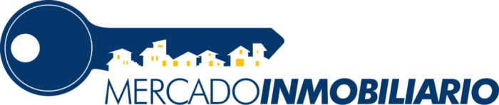 MERCADO INMOBILIARIO Diseño de logotipo para Inmobiliaria