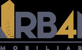 Logo urb4n para inmobiliaria