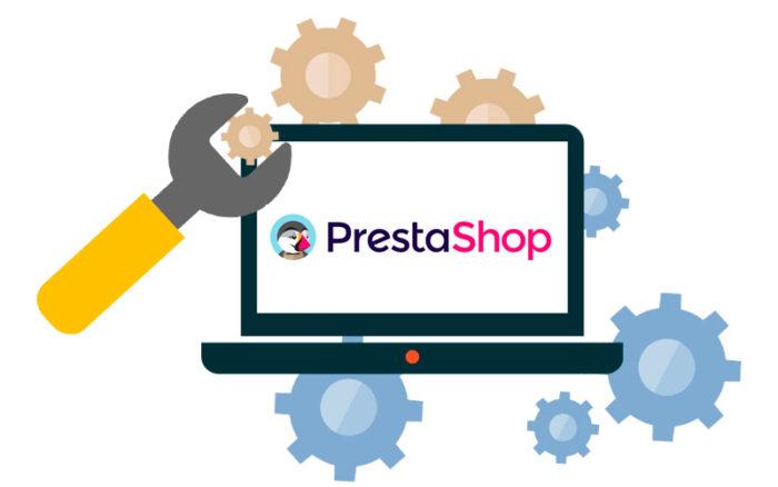 Mantenimiento web para tiendas prestashop