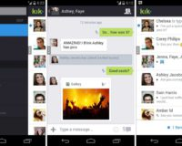 Problemas con las aplicaciones de mensajería y la protección de datos
