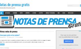 notasdeprensagratis.es