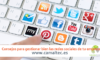 Consejos para gestionar bien las redes sociales de tu empresa 100x60 c Experta en redes sociales