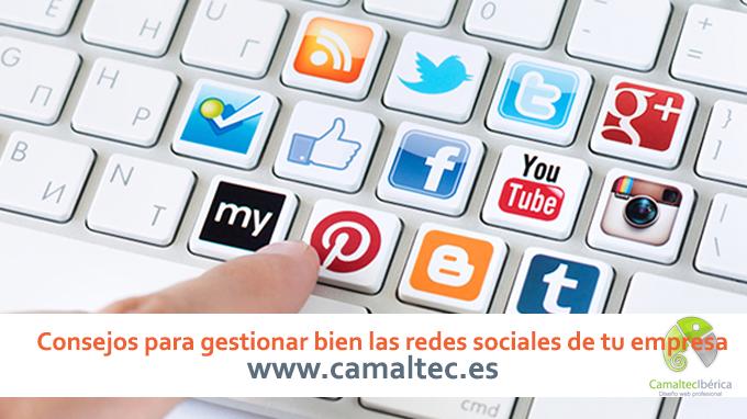 Consejos para gestionar bien las redes sociales de tu empresa ¿Para qué utilizar las redes sociales?