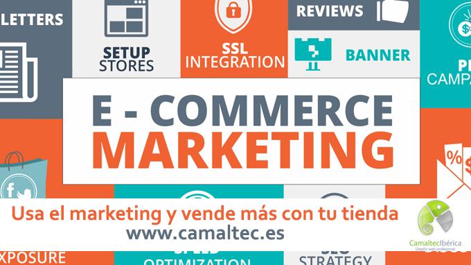 Usa el marketing y vende más con tu tienda Claves y consejos para vender por internet con tu tienda online