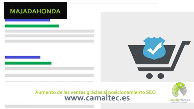 Aumento de las ventas gracias al posicionamiento SEO Posicionamiento web natural
