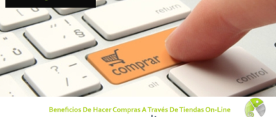 Beneficios De Hacer Compras A Través De Tiendas On Line 400x170 c Franquicia diseño web