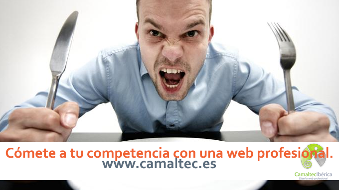 Cómete a tu competencia con una web profesiona La Importancia del Marketing Movil