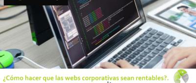 Cómo hacer que las webs corporativas sean rentables 400x170 c Franquicia diseño web