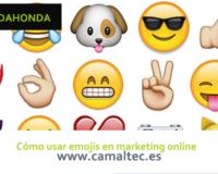 Cómo usar emojis en marketing online 200x160 c Diseño y desarrollo web en Majadahonda