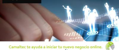 Camaltec te ayuda a iniciar tu nuevo negocio online 400x170 c Franquicia diseño web