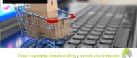 Crea tu propia tienda online y vende por internet 200x85 c Franquicia diseño web