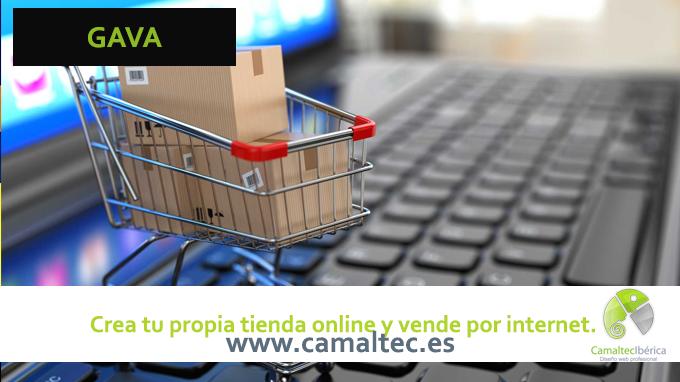 Crea tu propia tienda online y vende por internet Diseño y desarrollo web en Écija