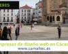 Empresas de diseño web en Cáceres 100x80 c Diseño y desarrollo web en Cáceres