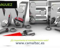 Es importante el mantenimiento web 200x160 c Mantenimiento Web