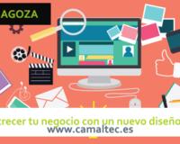 Haz crecer tu negocio con un nuevo diseño web 200x160 c Diseño y desarrollo web en Zaragoza