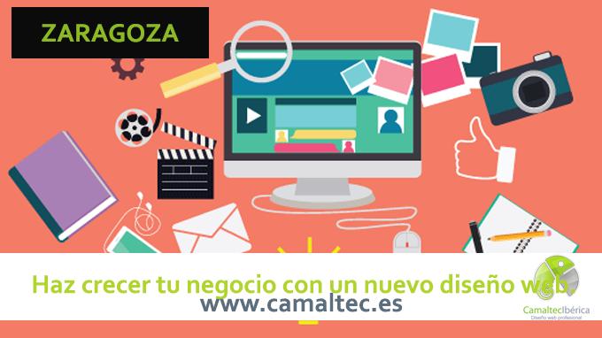 Haz crecer tu negocio con un nuevo diseño web Diseño y desarrollo web en Écija