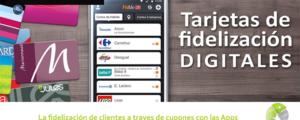 La fidelización de clientes a traves de cupones con las Apps 300x120 c Informática Alicante