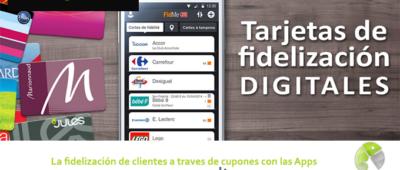 La fidelización de clientes a traves de cupones con las Apps 400x170 c Franquicia diseño web
