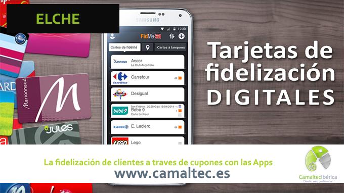 La fidelización de clientes a traves de cupones con las Apps Programadores de aplicaciones móviles en Alicante