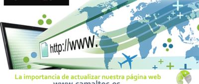 La importancia de actualizar nuestra página web 400x170 c Franquicia diseño web