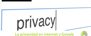 La privacidad en internet y Google 300x120 c Informática Alicante