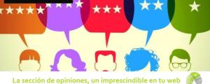 La sección de opiniones un imprescindible en tu web 300x120 c Informática Alicante