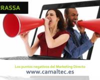 Los puntos negativos del Marketing Directo 200x160 c Diseño y Desarrollo web en Terrassa