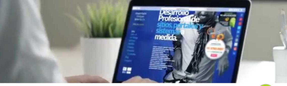 Para desarrollar tu página web, mejor cuenta con un profesional