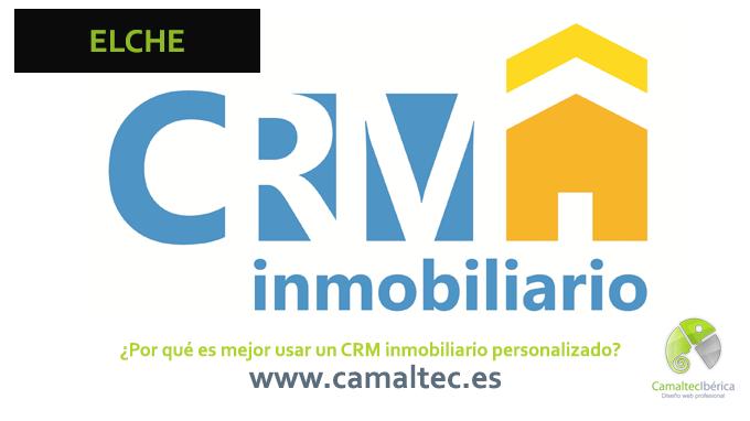 ¿Por qué es mejor usar un CRM inmobiliario personalizado?