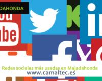 Redes sociales más usadas en Majadahonda 200x160 c Gestión de redes sociales